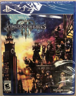Kingdom hearts 3 for Sale in Annandale, VA