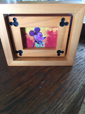 Disney Picture frame for Sale in Clinton Township, MI