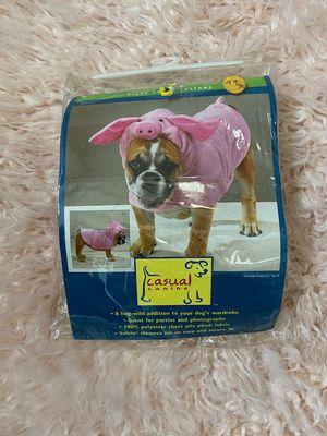 large pig dog/pet costume 8$ for Sale in San Antonio, TX