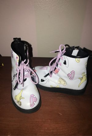 Girls Disney princess boots for Sale in Houston, TX