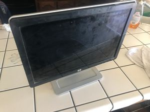 HP computer monitor w1907 works fine, I have no use for it, make a offer for Sale in Hesperia, CA