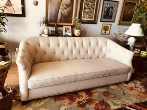 Sofa super clean & comfortable. for Sale in Bethesda, MD