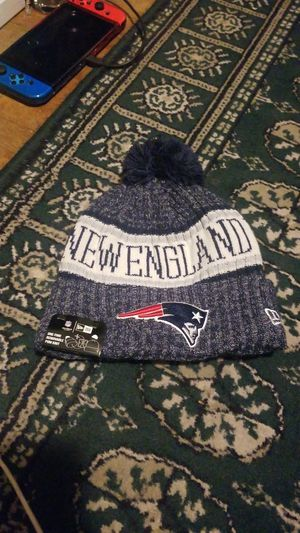 Patriots beanie brand new with tags for Sale in Fall River, MA