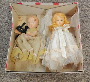 Antique Nancy Ann Storybook Dolls for Sale in Burlington, NC
