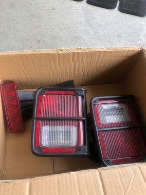 07-14 Jeep Wrangler 4 door parts for Sale in Riverside, CA
