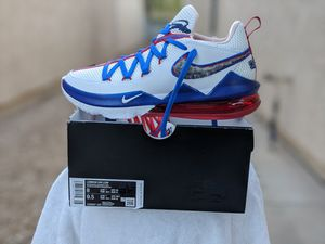Nike LeBron 17 Low Tune Squad for Sale in Gilbert, AZ