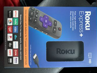 Brand new Roku express HD streaming stick for Sale in Cypress,  TX