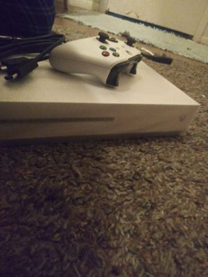 Xbox one s new sealed in original wrapping in photo. for Sale in Tempe, AZ