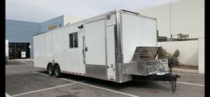 28' Ft Custom Cargo/Camper trailer. for Sale in Las Vegas, NV