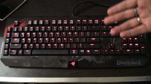 Dragon Age™ II Razer BlackWidow Ultimate Mechanical Keyboard for Sale in Everett, WA