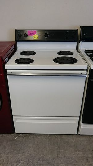 Hotpoint electric stove for Sale in Houston, TX