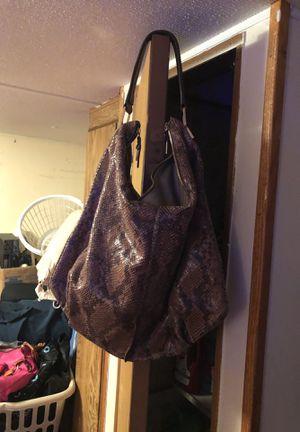GILI LEATHER SHOULDER BAG for Sale in Elkins, WV