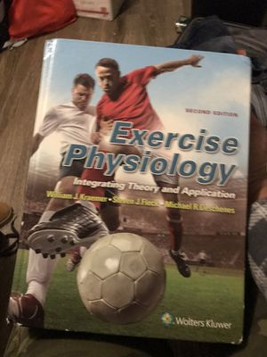 Exercise Physiology textbook for Sale in Lubbock, TX