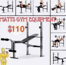 Add Bench And Rack Combo With Leg Developer for Sale in Fort Lauderdale,  FL