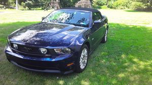 2012 mustang gt convertible 5.0 22k for Sale in Holland, PA