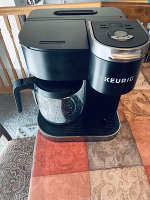 Keurig K-Duo Single Serve & Carafe Coffee Maker for Sale in West Valley City, UT