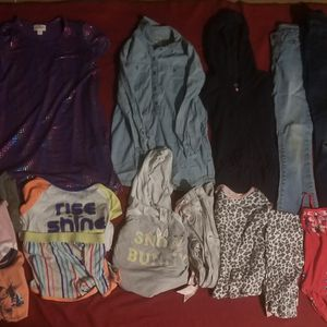 Girls Clothes Size 7/8 for Sale in Downey, CA