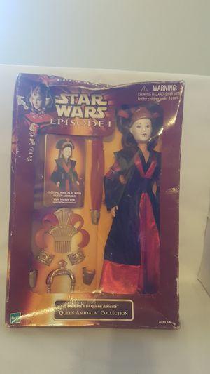 Queen Amidala doll for Sale in Washington, DC