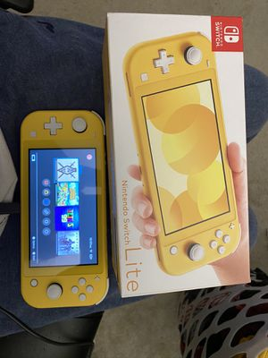 Nintendo switch light for Sale in Tampa, FL