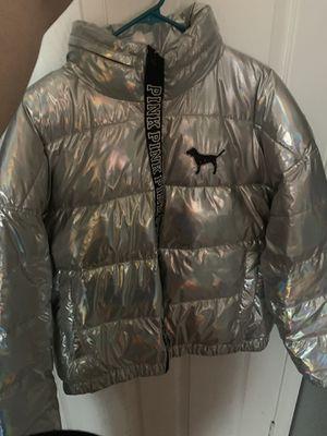 Pink jacket for Sale in Ashburn, VA