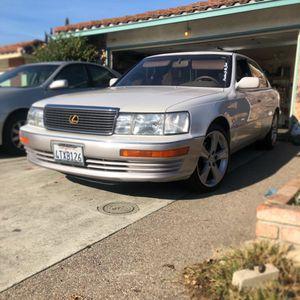 1994 Lexus LS 400 for Sale in San Jose, CA