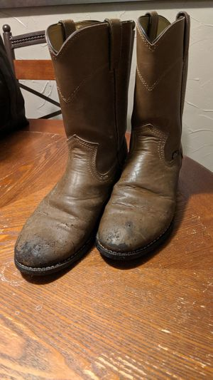 Men's Work Boots Size 8 for Sale in Rowlett, TX