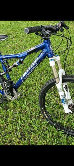 Fox Full Suspension Cannondale Mountain Bike for Sale in Orlando,  FL