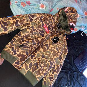 Bape Coat. for Sale in Chicago, IL