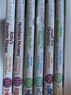 Disney Baby Einstein 7 DVD Collection for Sale in Montesano,  WA