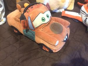 Lot 2 of Stuffed Toy Animals and Characters for Sale in San Jose, CA