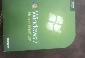 Windows 7 Home Premium upgrade for Sale in San Diego, CA
