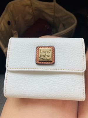Dooney and Burke wallet for Sale in St. Peters, MO