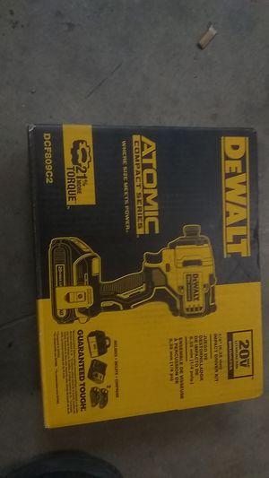 Dawalt atomic impact drill for Sale in Columbus, OH