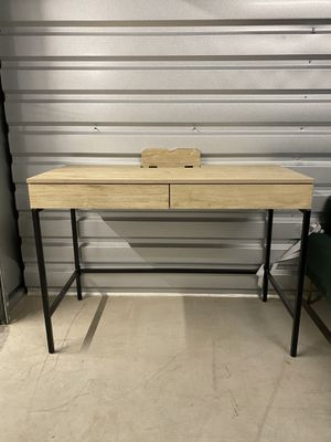 Loring Wood Writing Desk with Drawers - Project 62™ for Sale in MAGNOLIA SQUARE, FL