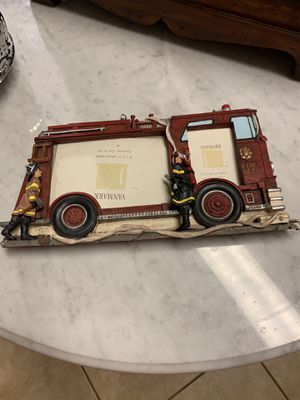 Firefighter frame for Sale in Columbia, SC