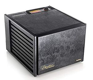 Excalibur 3900B 9-Tray Electric Food Dehydrator with Adjustable Thermostat Accurate Temperature Control 9-Tray, Black for Sale in Sunrise, FL