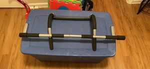 Heavy duty door trainer pull up bar for Sale in Tampa, FL