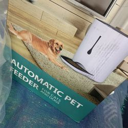 Dog/Cat automatic Feeder for Sale in Daly City,  CA