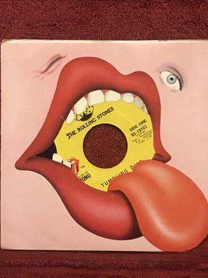 Rolling Stones 1972–45RPM for Sale in Wayne, NJ