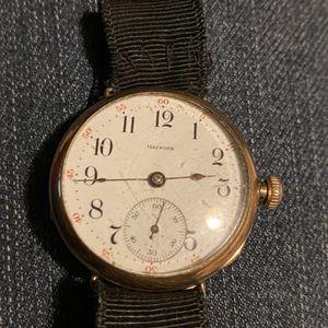 10k Gold Filled Men's Pocket Watch for Sale in Calumet City, IL