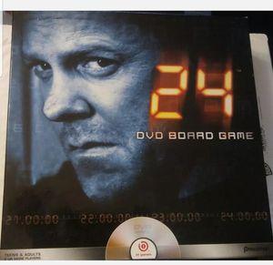 24 DVD BOARD GAME for Sale in Marietta, GA
