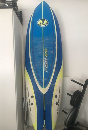 Used foam surfboard for Sale in Highland, CA