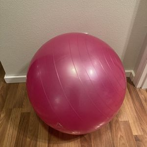 Free yoga ball for Sale in North Bend, WA