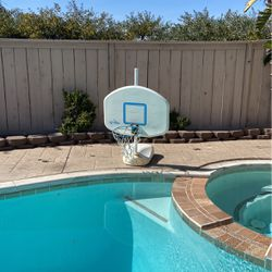 Swimming Pool Basketball Hoop for Sale in Chula Vista,  CA