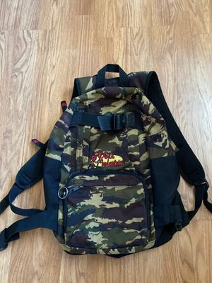 WORLD INDUSTRIES backpack old school 1980's FIRM $23 no less for Sale in La Habra, CA