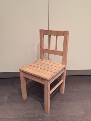 Kids solid wood chair for Sale in Washington, DC