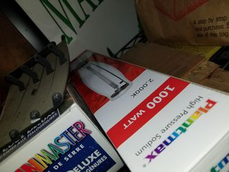 Grow Lights Bulbs HPS/MH for Sale in Yakima,  WA