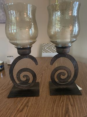 Candle Holders for Sale in Midlothian, VA