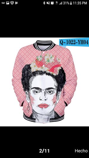 58bbb7f24df26 Frida Kahlo jacket for Sale in San Leandro