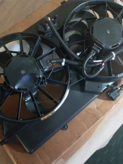 New Fan Assembly/ Complete for Sale in Hesperia,  CA